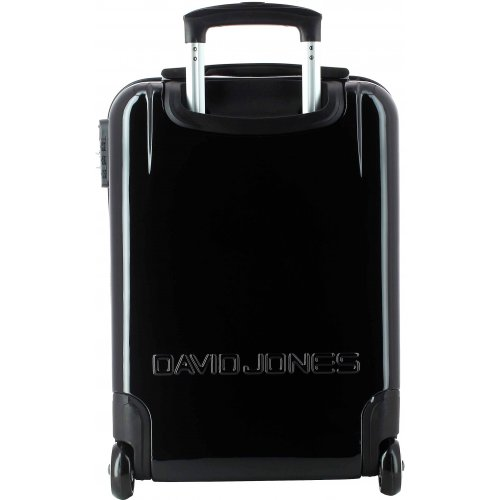 valise cabine ryanair david jones taille 50 cm ba2021 couleur principale lettres dj. Black Bedroom Furniture Sets. Home Design Ideas