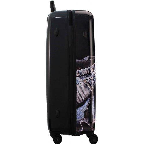 valise rigide david jones 76cm ba20521g couleur. Black Bedroom Furniture Sets. Home Design Ideas