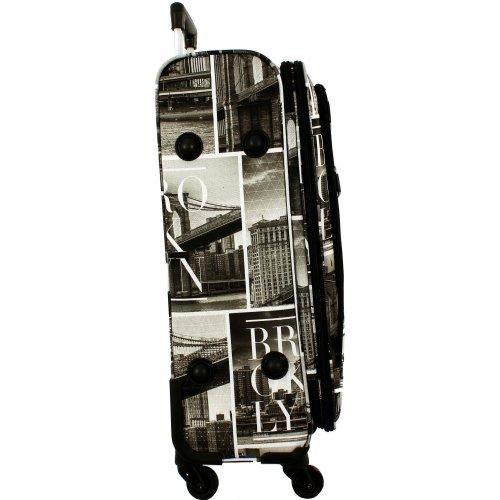 valise souple david jones 76cm ba50271g couleur principale brooklyn promotion. Black Bedroom Furniture Sets. Home Design Ideas