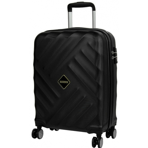 valise cabine crystal glow spinner tsa american tourister crystal64 couleur principale. Black Bedroom Furniture Sets. Home Design Ideas