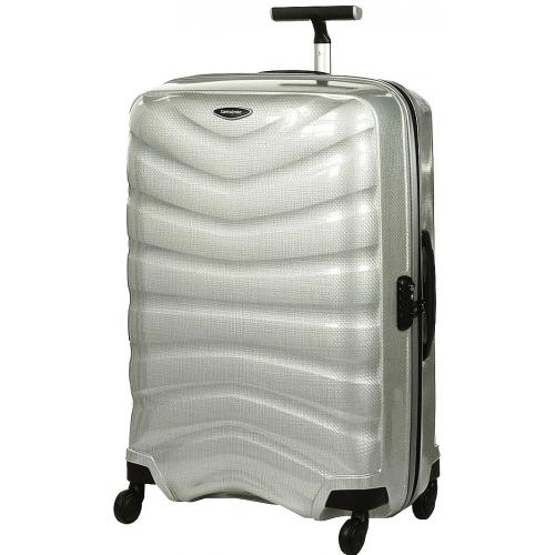 valise samsonite firelite spinner 81 cm firelite62 couleur principale silver promotion. Black Bedroom Furniture Sets. Home Design Ideas