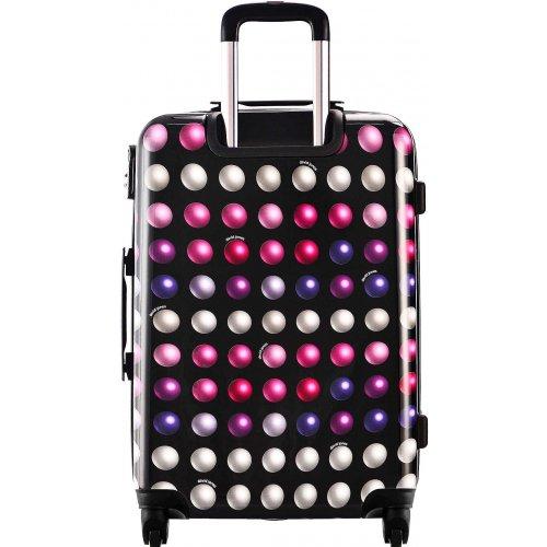 valise rigide david jones taille m 66cm ba20561m. Black Bedroom Furniture Sets. Home Design Ideas