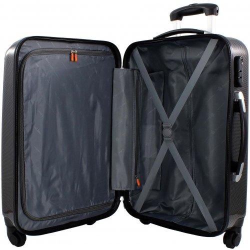Valise rigide david jones 76cm ba20581g couleur - Valise a prix discount ...