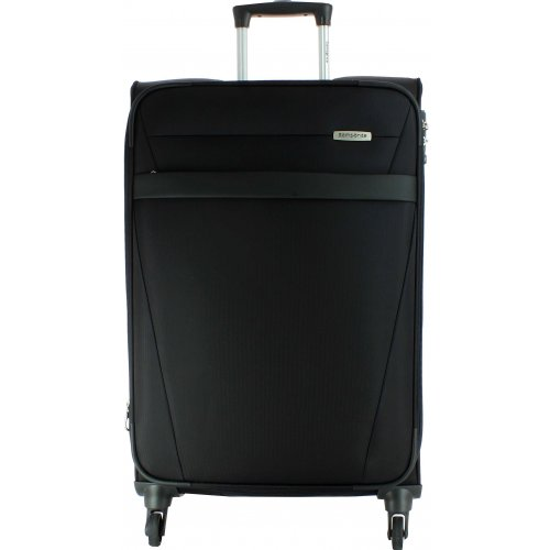 valise samsonite ncs auva spinner m 69cm ncsauva21 couleur principale noir promotion. Black Bedroom Furniture Sets. Home Design Ideas