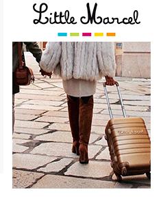 valise cabine pas cher Little Marcel