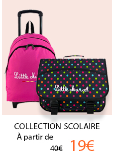 Scolaire Little Marcel