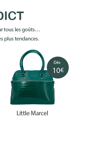 Collection de sac à main Little Marcel