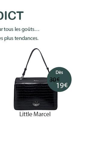 Collection de sac à main Little Marcel