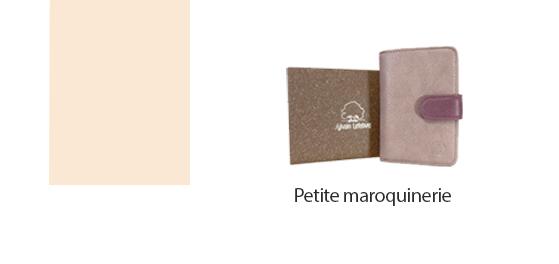 Petite Maroquinerie Textile